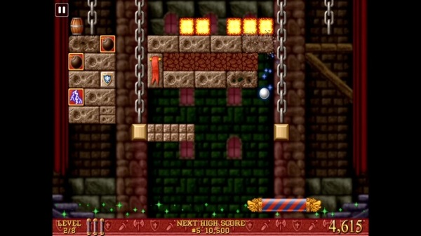 Bricks Of Camelot Android Game Image 2