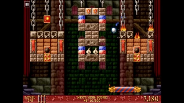 Bricks Of Camelot Android Game Image 3