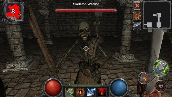 Good Old Dungeon Android Game Image 1