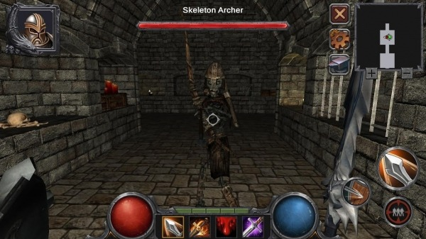 Good Old Dungeon Android Game Image 2