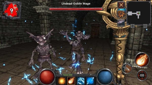 Good Old Dungeon Android Game Image 3