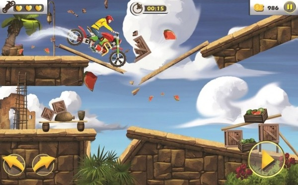 Rush To Crush Bike Racing Android Game Image 3