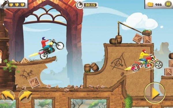 Rush To Crush Bike Racing Android Game Image 4