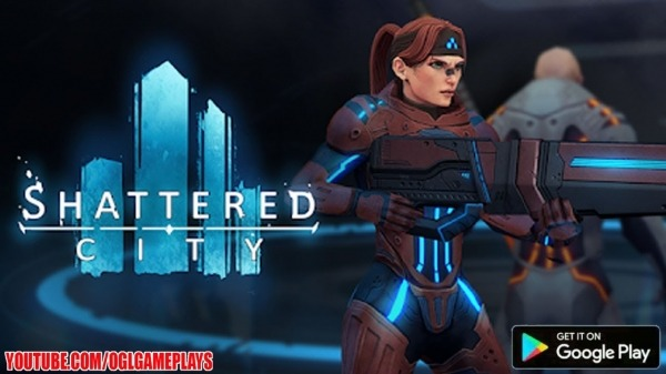 Shattered City Android Game Image 1