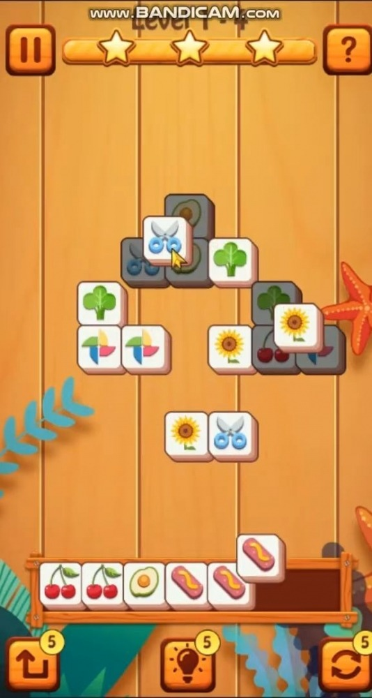 Tile Master - Classic Triple Match & Puzzle Game Android Game Image 1