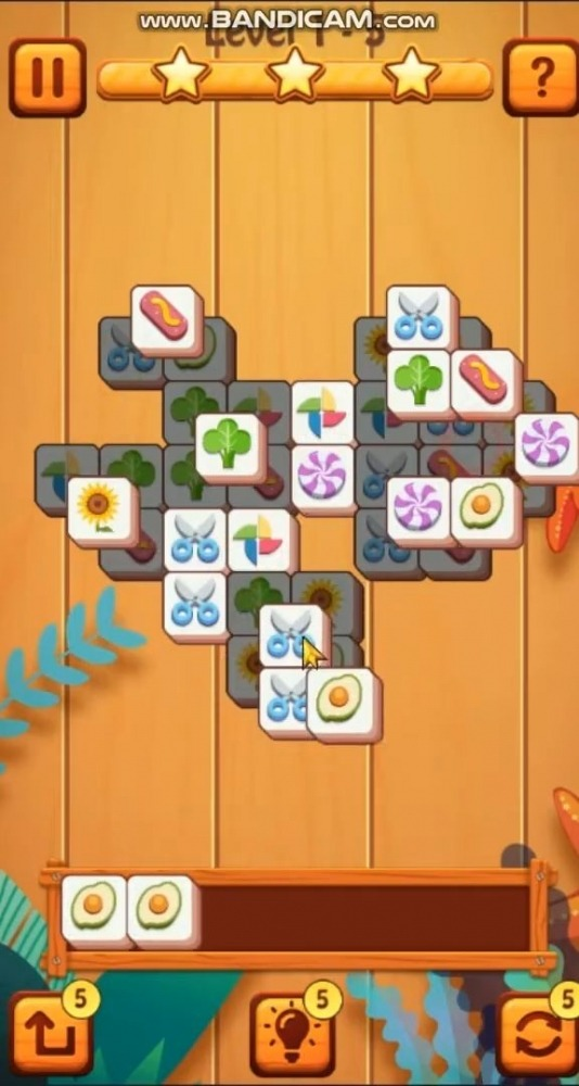 Tile Master - Classic Triple Match & Puzzle Game Android Game Image 2