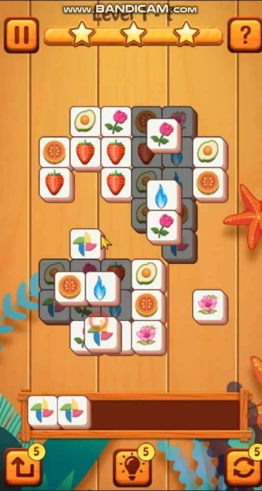 Tile Master - Classic Triple Match & Puzzle Game Android Game Image 3