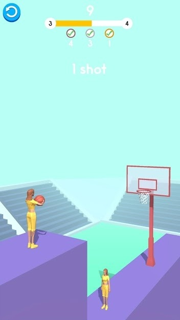 Ball Pass 3D Android Game Image 2