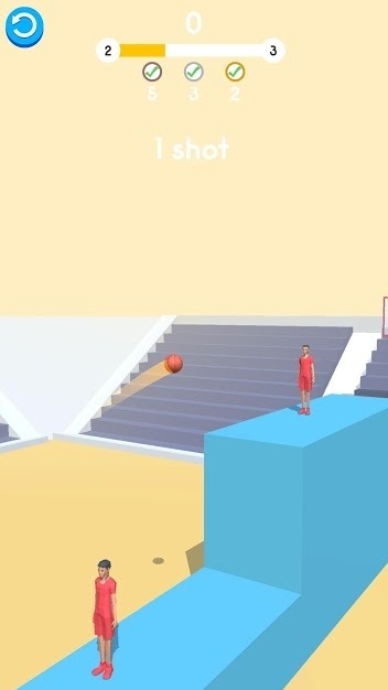 Ball Pass 3D Android Game Image 3