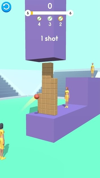 Ball Pass 3D Android Game Image 4