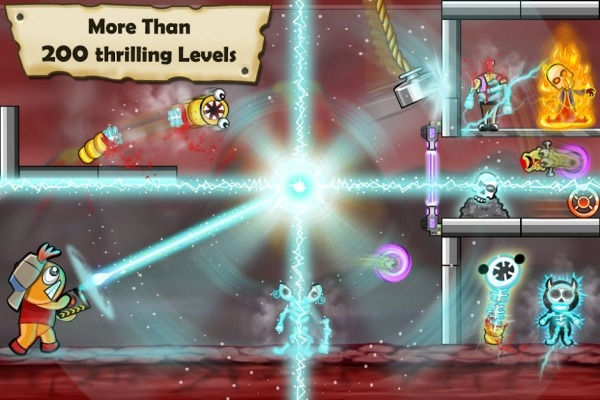 Bloody Monsters Android Game Image 3