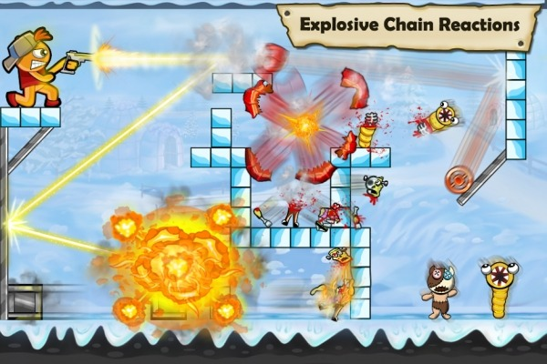 Bloody Monsters Android Game Image 4