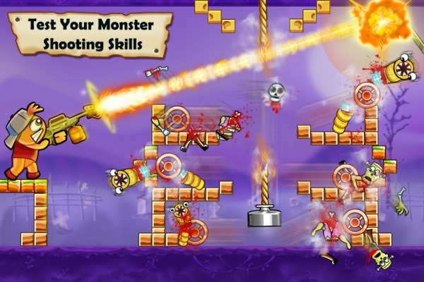 Bloody Monsters Android Game Image 5
