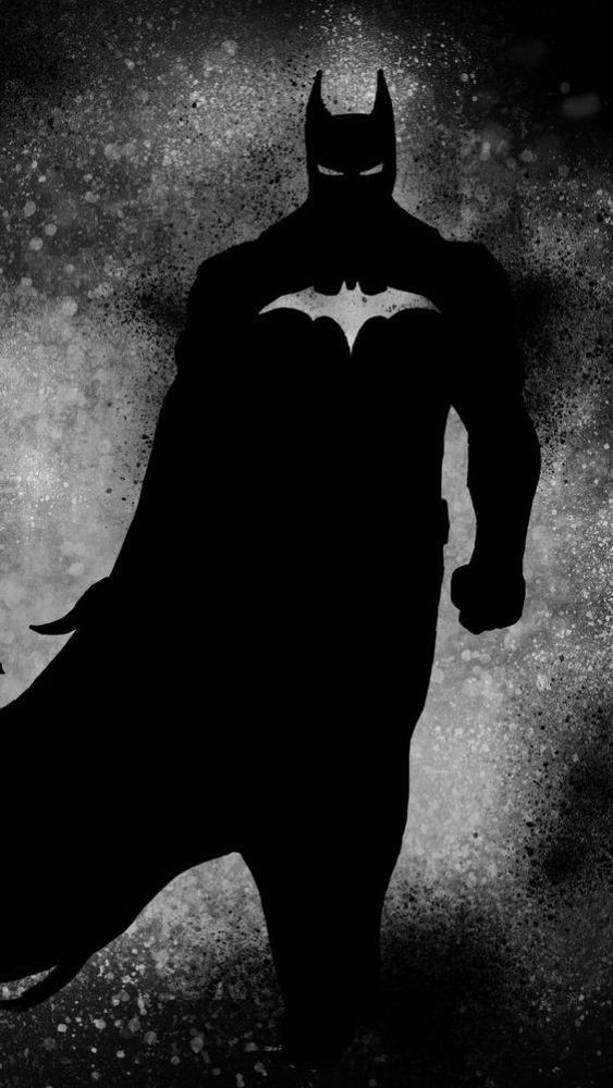 Batman Mobile Phone Wallpaper Image 1