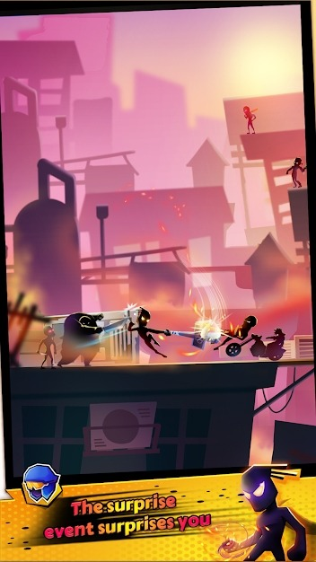 Endless Combat Android Game Image 3