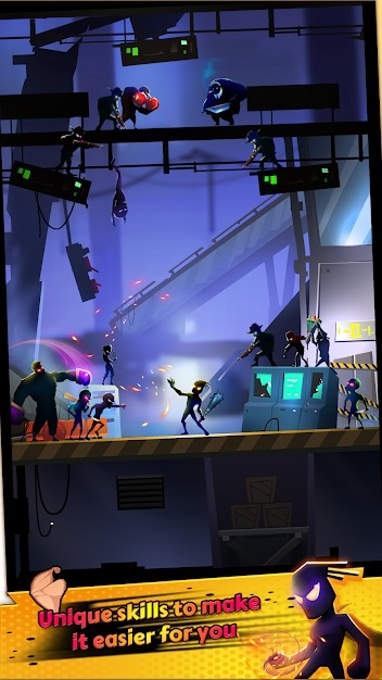 Endless Combat Android Game Image 4