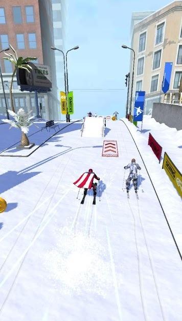 Ski Master Android Game Image 1