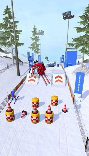 Ski Master Android Game Image 2