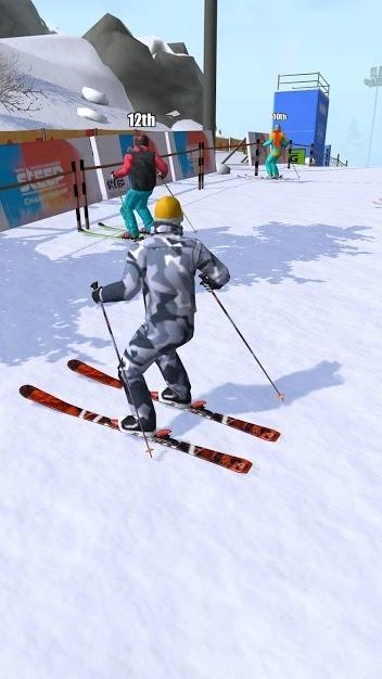 Ski Master Android Game Image 3