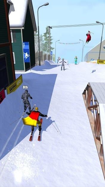 Ski Master Android Game Image 4