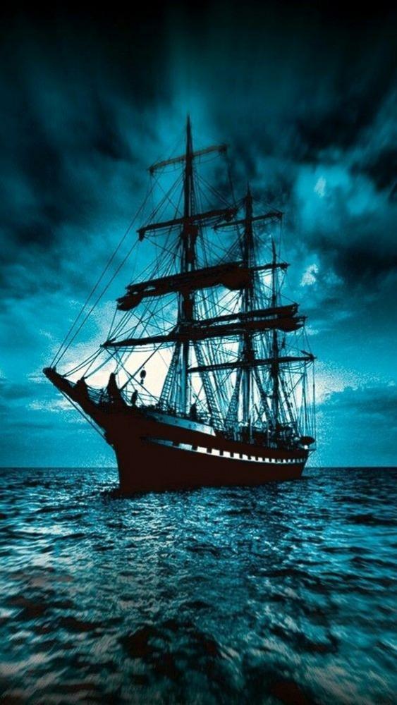 Ship Mobile Phone Wallpaper Image 1