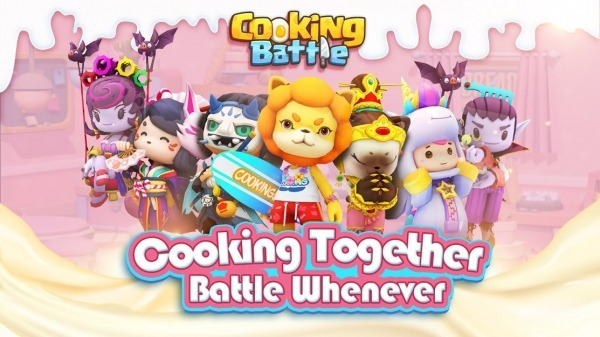Cooking Battle! Android Game Image 1