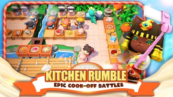 Cooking Battle! Android Game Image 2