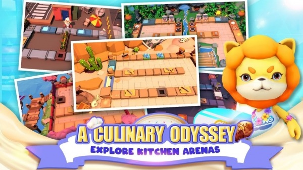 Cooking Battle! Android Game Image 4