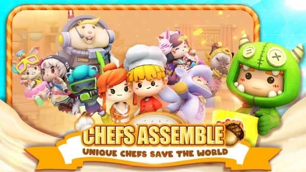 Cooking Battle! Android Game Image 5