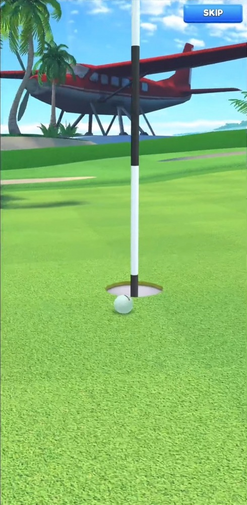 Extreme Golf - 4 Player Battle Android Game Image 2