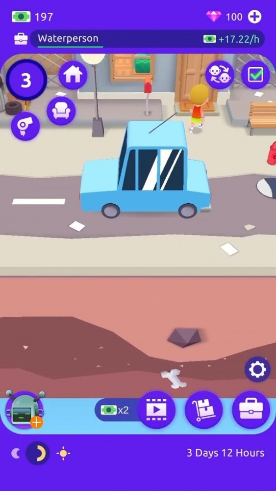 Idle Life Sim - Simulator Game Android Game Image 3