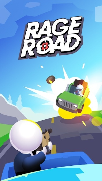 Rage Road Android Game Image 1
