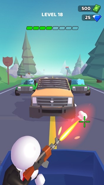 Rage Road Android Game Image 2