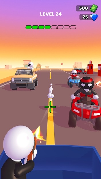 Rage Road Android Game Image 4
