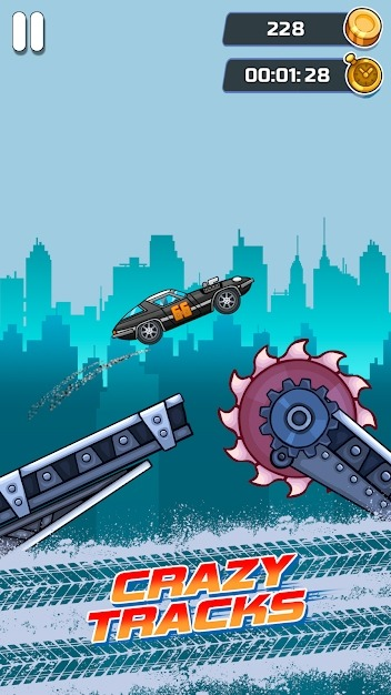 Hot Gear Android Game Image 2