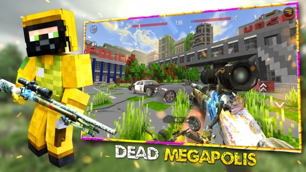 Huntercraft Android Game Image 1
