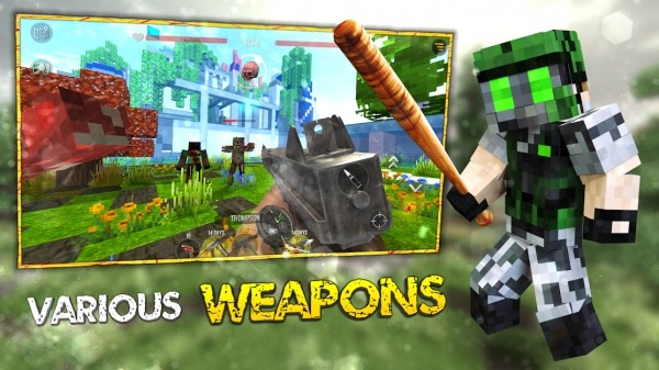Huntercraft Android Game Image 3