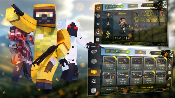 Huntercraft Android Game Image 5