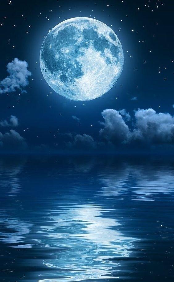 Moonlight Mobile Phone Wallpaper Image 1