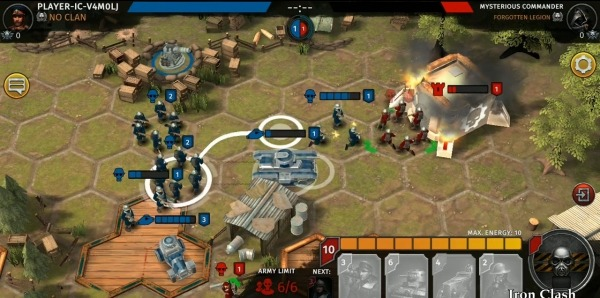 Iron Clash Android Game Image 2