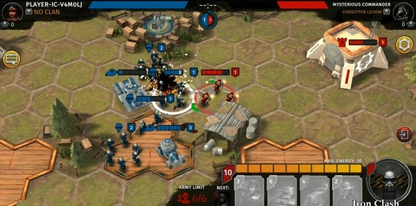Iron Clash Android Game Image 3