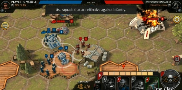 Iron Clash Android Game Image 4