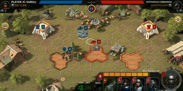 Iron Clash Android Game Image 5