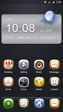 Business Hola Launcher Android Theme Image 1