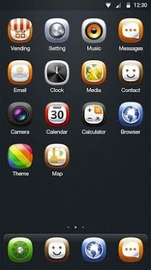 Business Hola Launcher Android Theme Image 2
