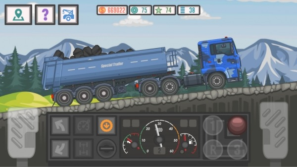 Best Trucker 2 Android Game Image 1