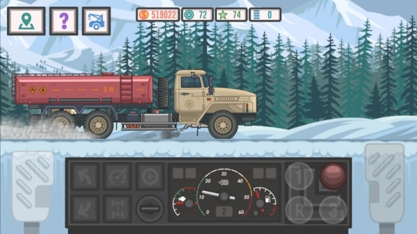 Best Trucker 2 Android Game Image 2