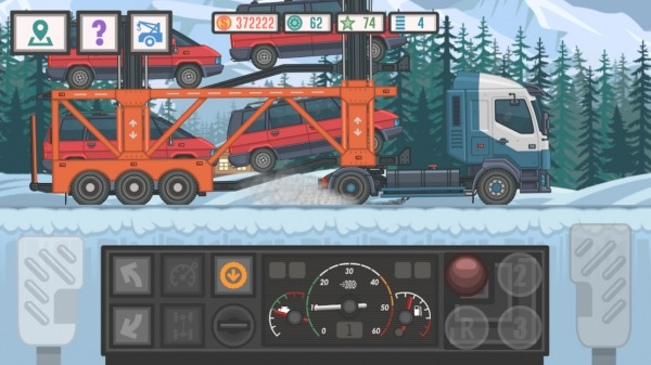 Best Trucker 2 Android Game Image 3