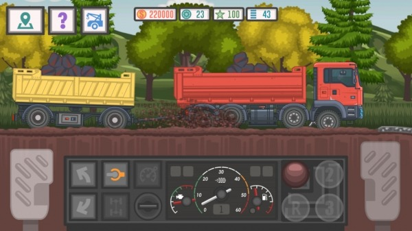 Best Trucker 2 Android Game Image 4