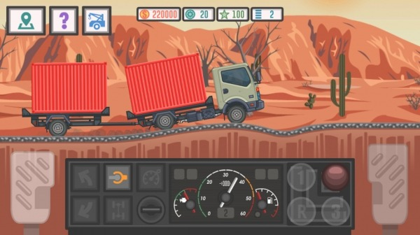 Best Trucker 2 Android Game Image 5